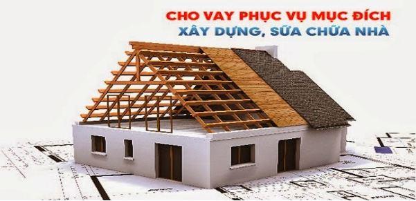 Vay xây, sửa nhà